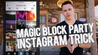 You Can Do Instagram Magic! - From Magic Block Party