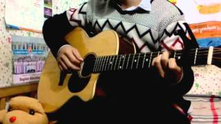Phía Sau Nụ Cười - Guitar