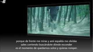 Sandoval - La noche Video Oficial y Letra HD FULL