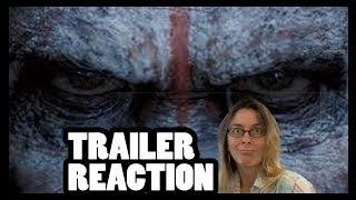 DAWN OF THE PLANET OF THE APES TRAILER REACTION - Cinefix Now