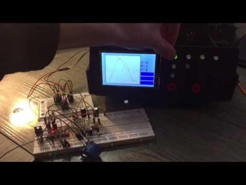 Curve Tracer V2 (signal test)