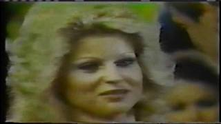 Miss Universe 1975 Interview 1/2