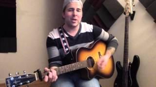Luke Bryan - Kiss Tomorrow Goodbye (Sam Rhoads Cover)