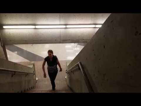 UQAM - Montréal, Canada - La vie souterraine | Walk With Me