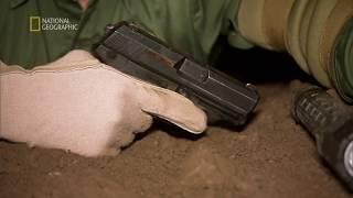Agent wszedł do tunelu meksykańskich przemytników! [Granica]