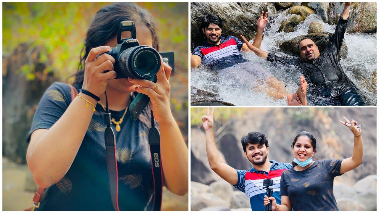 Picnic Spot At Calicut NARANGATHODU WATERFALLS |വരൂ നമുക്ക് വെള്ളത്തിൽ കളിക്കാം ||