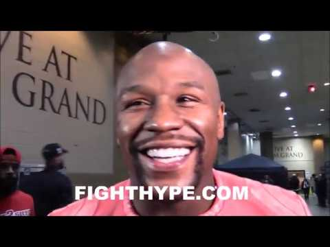 "FLOYD MAYWEATHER CONFIRMS CONOR MCGREGOR IS ""THE ONLY FIGHT THAT I WANT"" (FULL VERSION)"