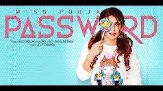Password Miss Pooja Prince Singh AKS Jaggi Jagowal Latest Punjab Songs 2019