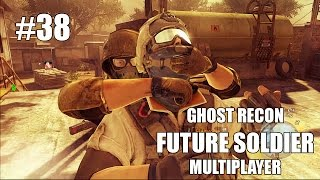 Trying Out MP9 - Ghost Recon Future Soldier Multiplayer