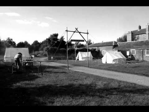 Gressenhall Village at War Scout Camp