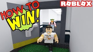 HOW TO ALWAYS WIN IN ROBLOX FLEE THE FACILITY