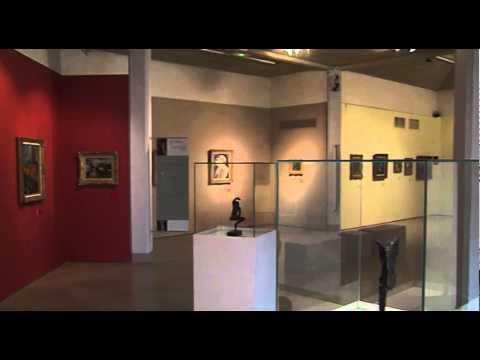 [Granville] Découvrez le Musée d'art moderne Richard Anacréon