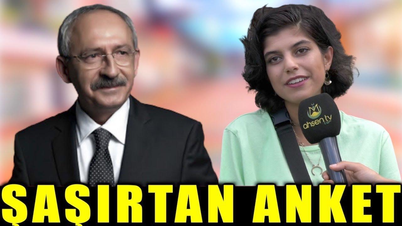 Kemal Kılıçdaroğlu Cumhurbaşkanı Adayı Olsa Oy Verir Misiniz ? 2021 ŞAŞIRTAN SEÇİM ANKETİ
