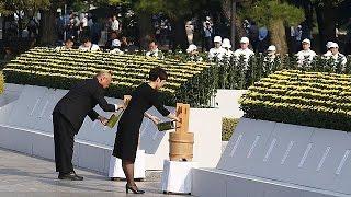 Llamamientos a la paz y al desarme nuclear en el 70 aniversario de Hiroshima