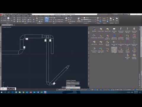 Autocad Plumbing drawing by dok aga by agafe abueme
