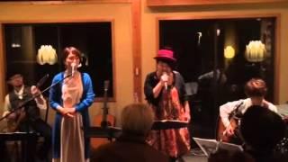松千×相川理沙 藍色の街に輝く星 九州TOUR2014 オーベルジュあかだま に...