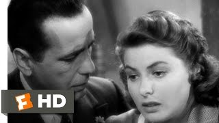 The Last Time - Casablanca (2/6) Movie CLIP (1942) HD