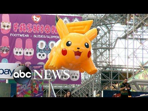 Inside the American International Toy Fair l GMA