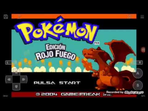 Pokémon fire redcadê os Caterpi
