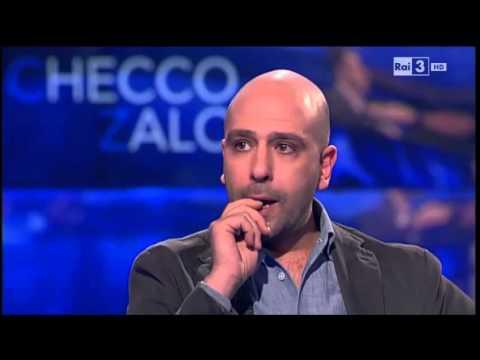 Checco Zalone - Che tempo che fa del 20/12/2015