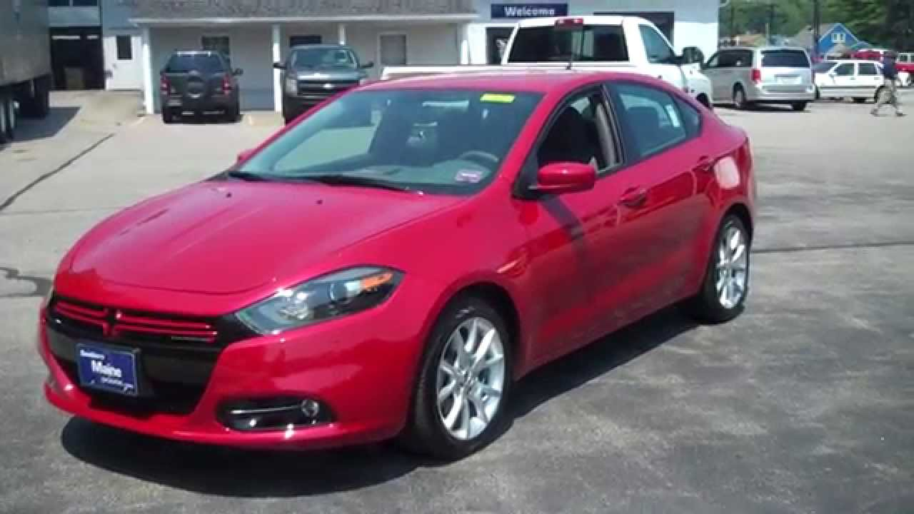 Dodge dealers in maine 2013 dodge dart sxt rallye southern for Southern maine motors saco maine