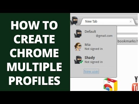 How to Create and Manage Google Chrome Multiple Profiles