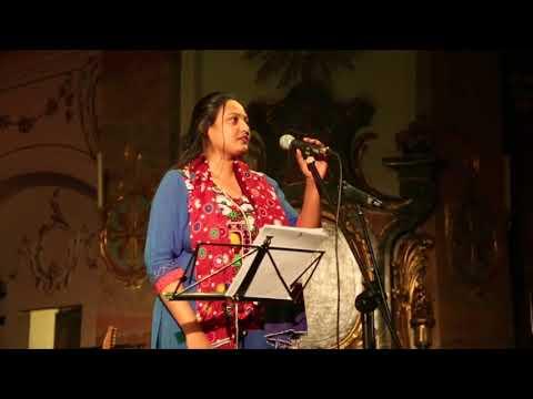 """TBO - Saira Peter sings German operatic song """"Morgen"""""""