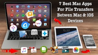 7 Best Mac Apps to Transfer files between Mac and iPhones iPads iPods