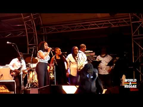 Luciano & The Royal Philharmonic Concert Orchestra @ Reggae Sundance 2014 (NL)