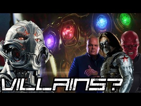 Where Are the Villains of the Marvel Cinematic Universe?