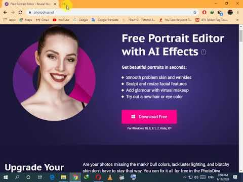 Photo Editor 2020 Offline Download & Install For Pc In [hindi/urdu] 2020 || Best Photo Studio [2020]