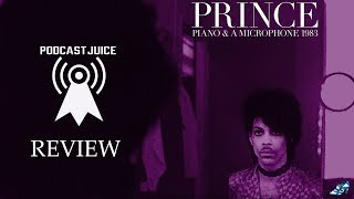 Prince Piano & A Microphone 1983 REVIEW