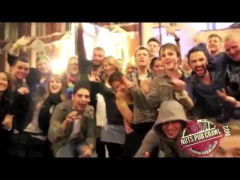 New years eve london pub crawl