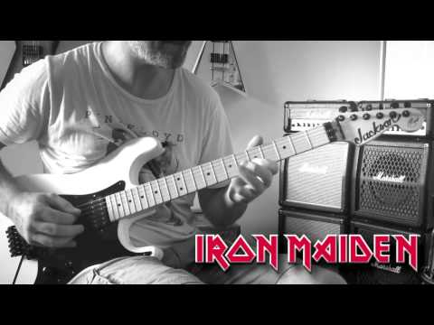 Iron Maiden - The Loneliness Of The Long Distance Runner Guitar Cover