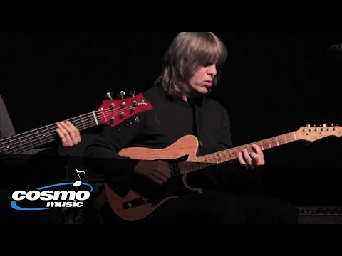 Mike Stern feat. Teymur Phell - Mr. P.C. by John Coltrane - Live at the Cosmopolitan Music Hall