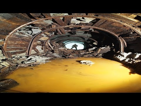Exploring Dangerous ABANDONED Mine THAT Shut Down After A Big Mining Accident In 1977