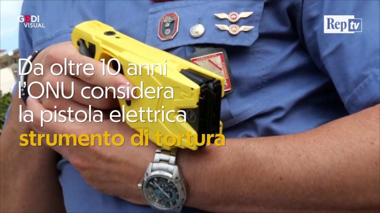 Schema Elettrico Taser : Taser cos è e come funziona la pistola elettrica la videoscheda