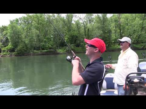 Cumberland River Trout Fishing