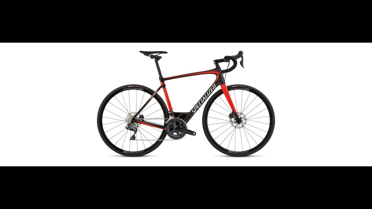 Specialized Roubaix Expert Ultegra Di2, 2018 Road Bike