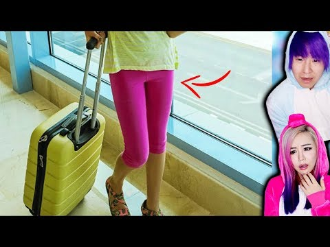 Things You Should Never Wear On A Plane!