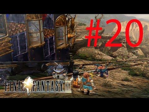 Guia Final Fantasy IX (PS4) - 20 - El regreso del Vals Negro 3