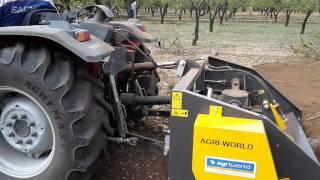 AGRI WORLD SRL - STUMPS GRINDER - TRINCIA CEPPI - FRESA UNIVERSALE