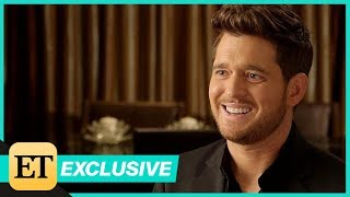 Michael Buble Opens Up About Son's Cancer Battle (Exclusive)