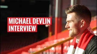 Michael Devlin joins The Dons