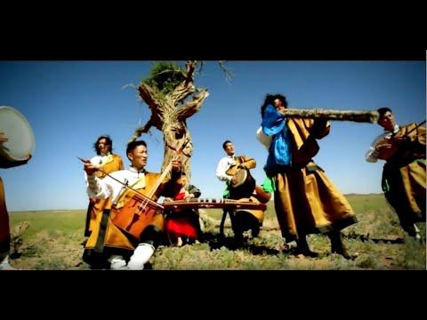 Gobi Çölünden Özgün bir Müzik