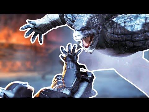 KILLER CROC & BLACK MASK | Batman Arkham Origins Part 1 | Batman Arkham Origins Gameplay Walkthrough