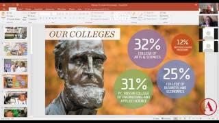 Lehigh University College Admissions Webinar