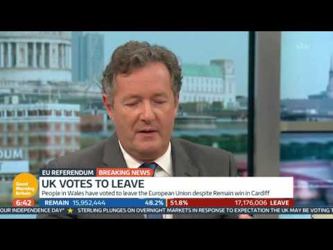 How British Businesses Will Deal With Brexit | Good Morning Britain