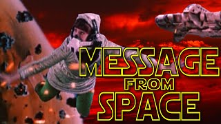 Dark Corners - Message From Space: Review