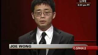 Video C-SPAN: Joe Wong at RTCA Dinner download MP3, 3GP, MP4, WEBM, AVI, FLV Juni 2018